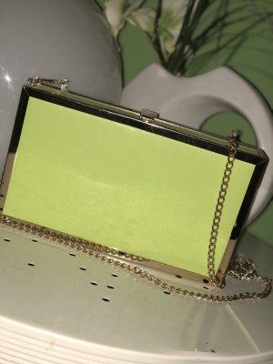 Clutch Bag in neon grün von Aldo