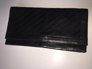 "Clutch ""BALLY"" Vintage schwarz"