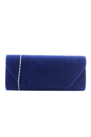 Clutch blau Elegant