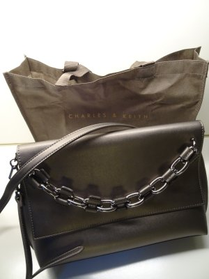 Charles & Keith Pochette gris