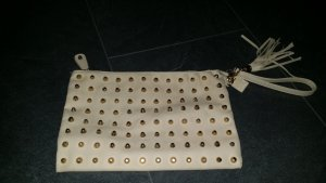Atmosphere Clutch gold-colored-cream