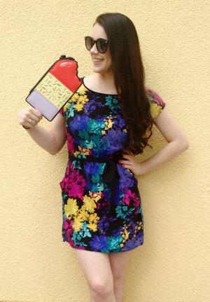 Clutch Eis New Look bunt pochette Handtasche asos blogger ice cream