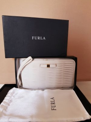 Furla Wallet white-gold-colored