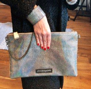 Clutch / Handtasche Leder NEU