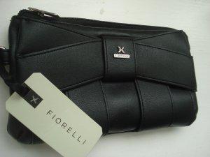 Clutch Handtasche von Fiorelli Schwarz mit Tragegriff