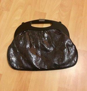 Clutch Handtasche von Joop schwarz