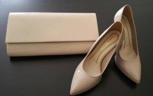 Clutch + High heels