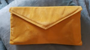 Borsa clutch giallo