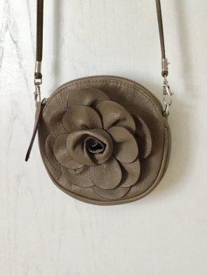 Clutch kleine Tasche Crossbody in der Form einer Blüte