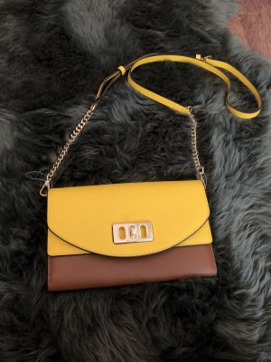 Clutch Leather Tasche