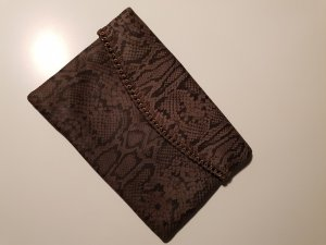 Bianco Clutch anthracite-taupe