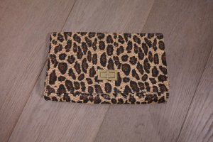 Clutch leopardenmuster NEU
