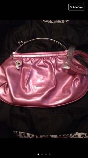 Clutch metallic rosa Picard