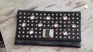 Clutch mit Diamanten
