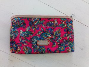 Clutch mit Paisley Muster