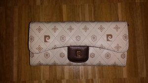 Pierre Cardin Clutch sand brown