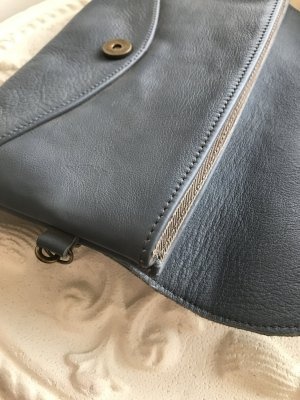 Satchel slate-gray