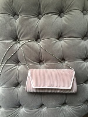 Clutch Rose metallic