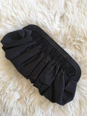 Clutch schwarz