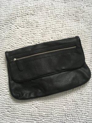 Clutch schwarz Abendtasche Neu