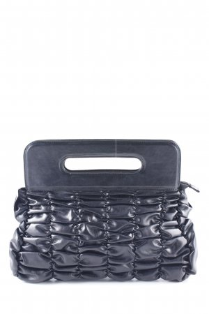 Clutch schwarz Casual-Look