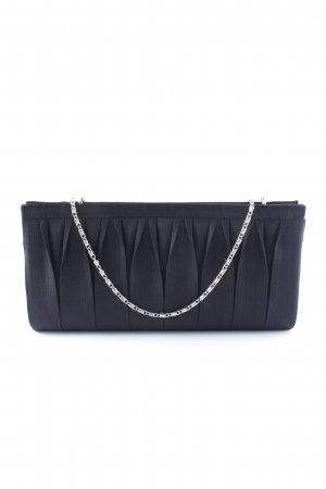 Clutch schwarz Party-Look