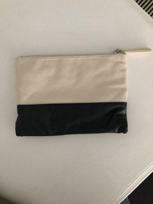 Clutch schwarz weiß zu verkaufen