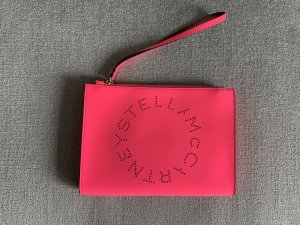 Stella McCartney Clutch raspberry-red
