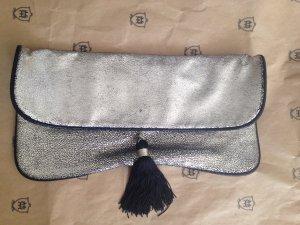 Clutch Tasche Gold Mango Kate Moss Fashionblogger