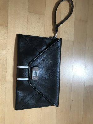 Clutch Tasche Guess schwarz Abendtasche
