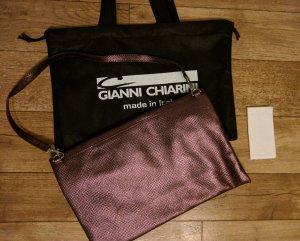 Clutch Tasche neuwertig Leder von Gianni Chiarini !!!