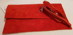 moda moda Clutch rood