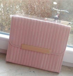 Clutch TED BAKER Pochette Handtasche Nude rosa lackleder elegant tasche rose