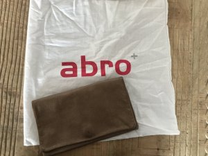 abro Clutch light brown