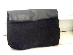 H&M Clutch zwart
