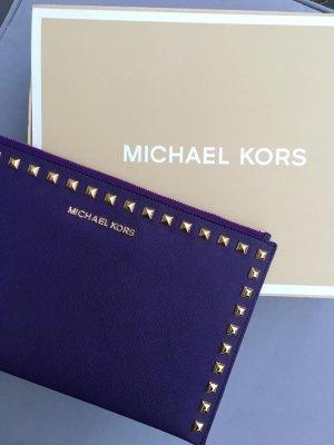 Clutch von Michael Kors mit Geschenkebox neuwertig