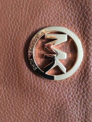 Michael Kors Borsa clutch marrone chiaro-oro