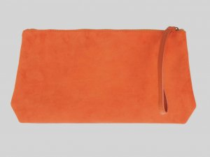 Clutch oranje