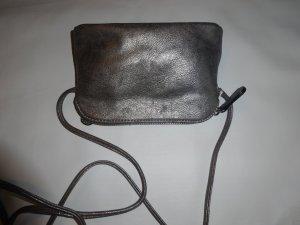 Maestro Borsa clutch grigio chiaro Finta pelle