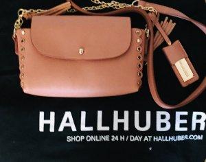 Hallhuber Clutch rosé-goud