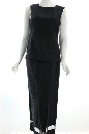 CM by papst A-Linien Kleid schwarz Elegant