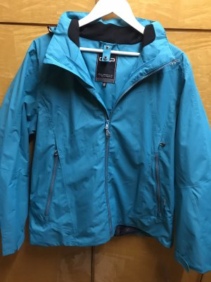 CMP Raincoat turquoise-light blue