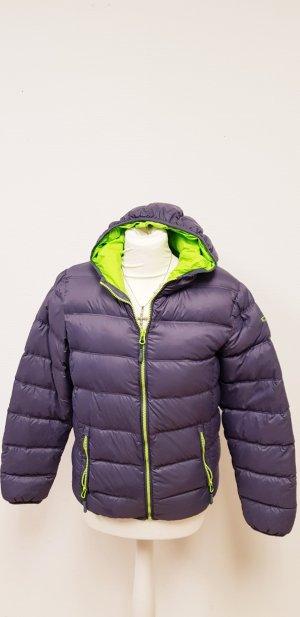 CMP Down Jacket blue-grass green