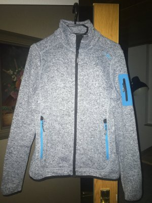 CMP Fleece Jackets light grey-blue