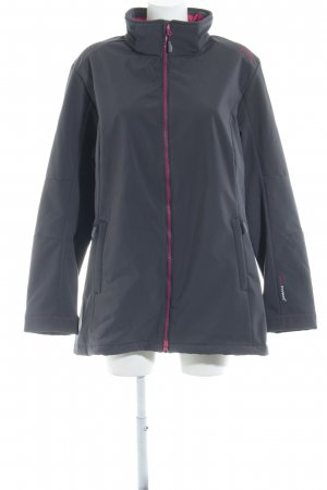 CMP Outdoor Jacket anthracite-magenta simple style