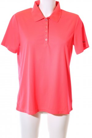 CMP Polo-Shirt rot Casual-Look