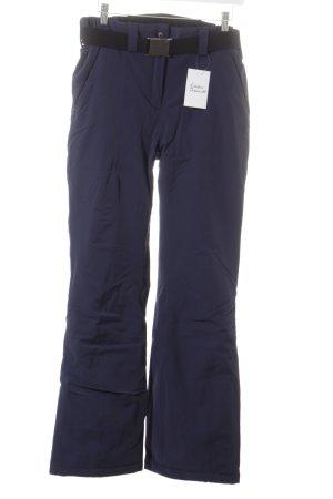 CMP Snow Pants dark blue athletic style