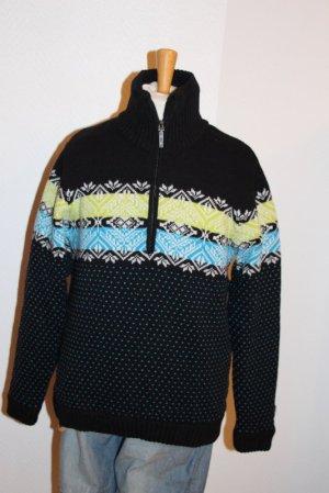 CMP Norwegian Sweater multicolored mixture fibre