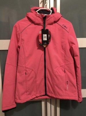 CMP Softshell Jacke pink rosa Gr. 38/40 M