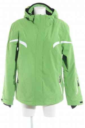 CMP Reversible Jacket grass green casual look